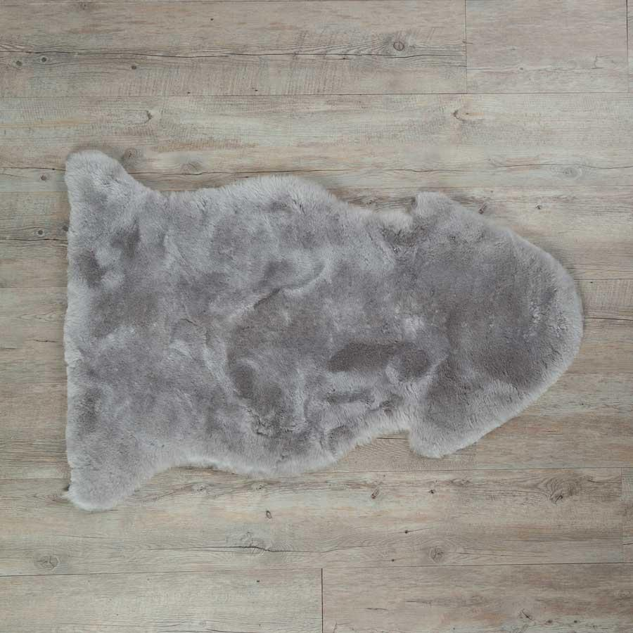 Dove Grey Baby Sheepskin -  - BABY  from The Wool Company