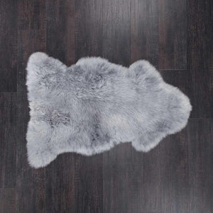 Dove Grey Sheepskin -  - SHEEPSKIN  from The Wool Company
