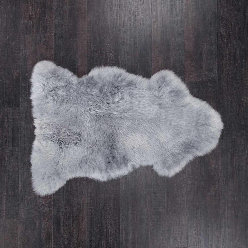 Buy Dove Grey Sheepskin From The Wool Company Online