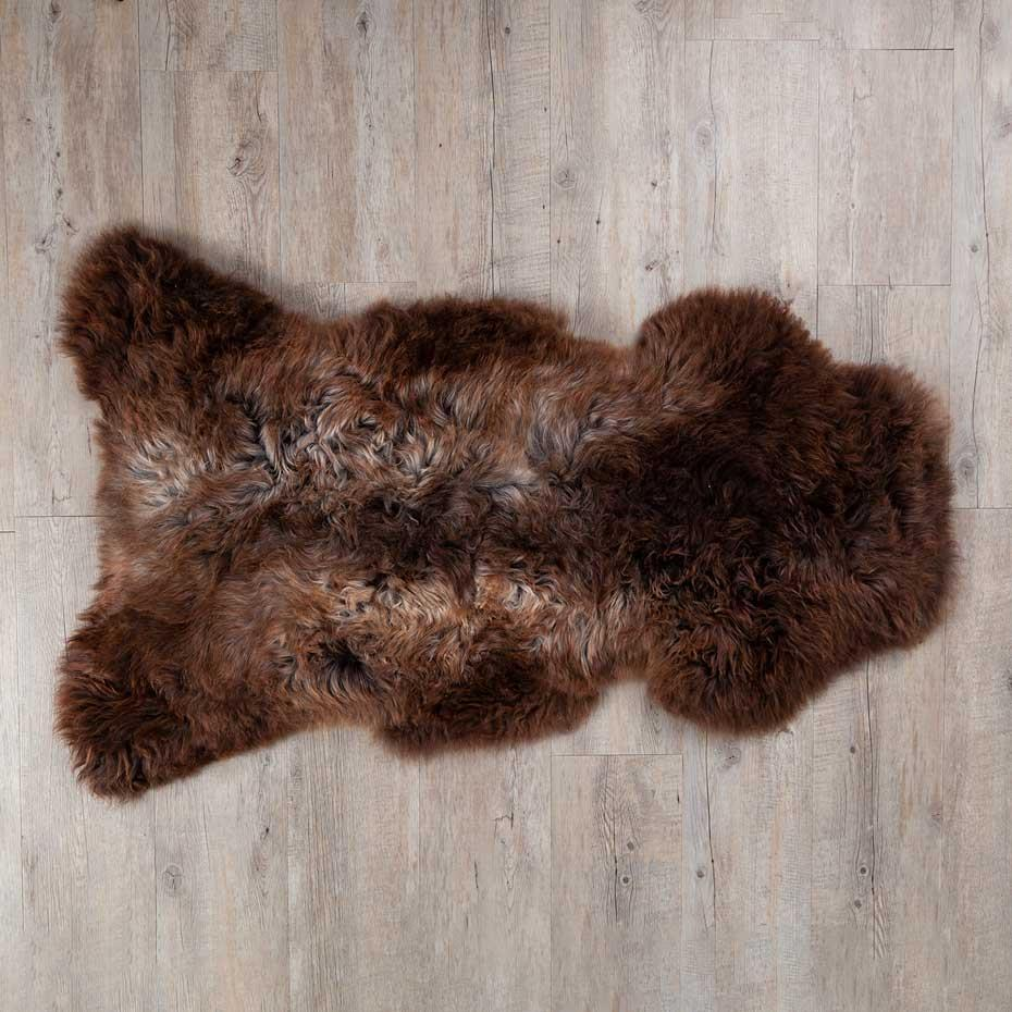 Eco Tanned British Rare-Breed Sheepskin -  - SHEEPSKIN  from The Wool Company