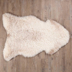 Eco Tanned Icelandic Shorn Sheepskin Extra Large -  - SHEEPSKIN  from The Wool Company