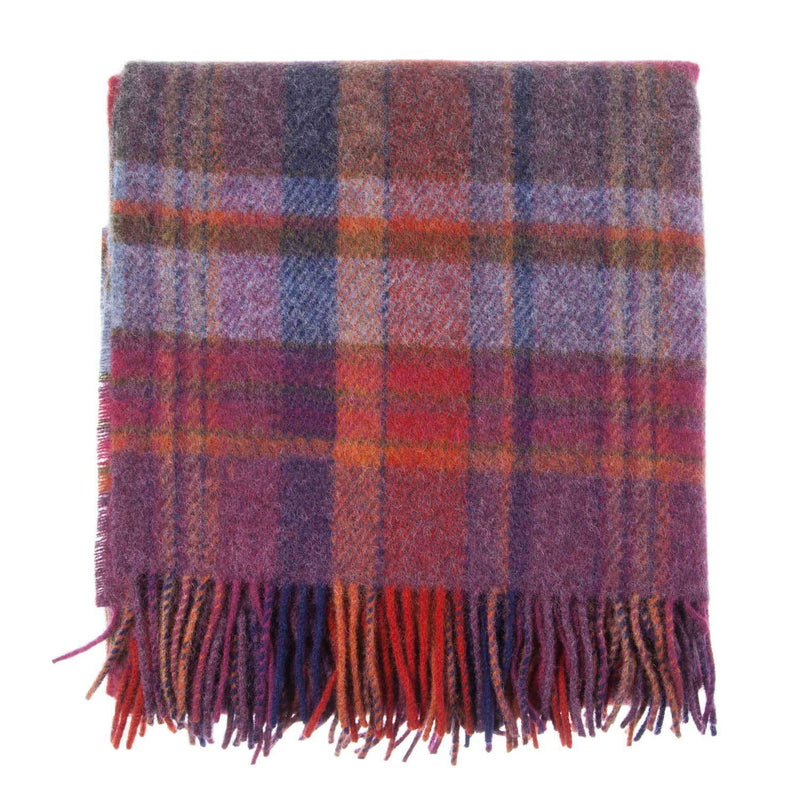 English Country Woolen Knee Rugs Bramble -  - LIVING  from The Wool Company