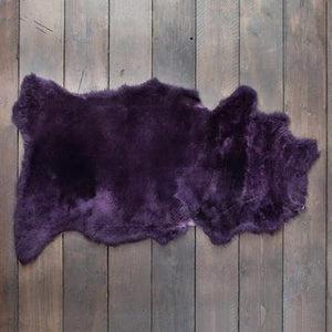Buy Exclusive Sheepskin Throw Seconds From The Wool Company Online