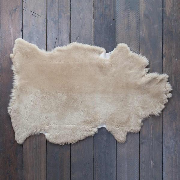 Buy Exclusive Sheepskin Throws Cornsilk From The Wool Company Online