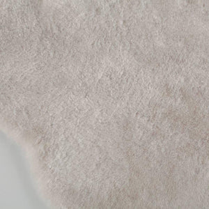 Exclusive Sheepskin Throws Pearl SHEEPSKIN The Wool Company