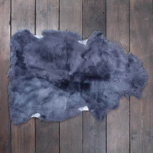Exclusive Sheepskin Throws Silver -  - SHEEPSKIN  from The Wool Company