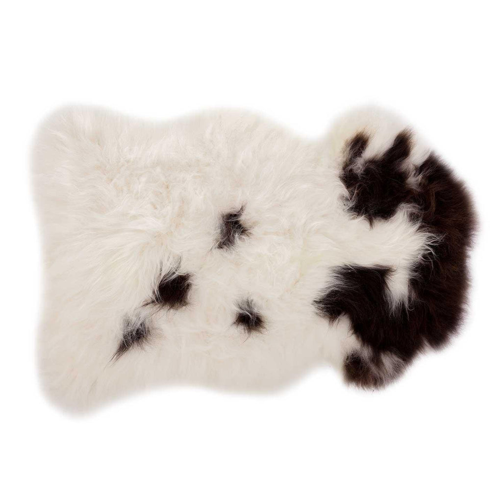 Buy Extra Large British Rare Breed Jacob Sheepskin From The Wool Company Online