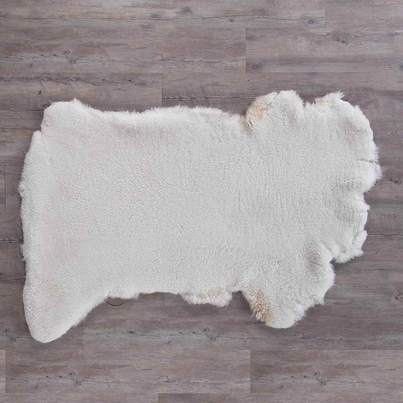 Buy Extra Large Merino Sheepskin Throws Natural White From The Wool Company Online