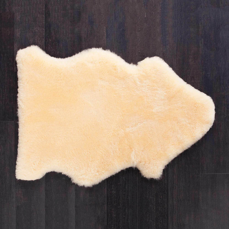 Extra Large Natural Baby Sheepskin -  - SHEEPSKIN  from The Wool Company