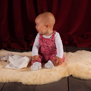 Buy Extra Large Natural Baby Sheepskin From The Wool Company Online