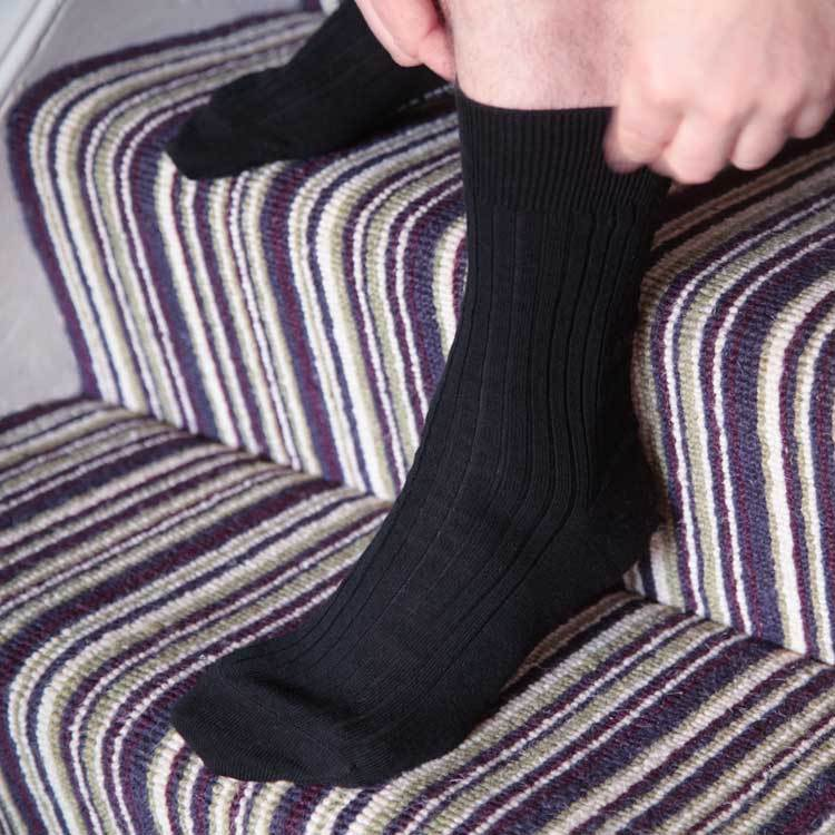 Finest Merino Everyday Wool Sock -  - CLOTHING  from The Wool Company