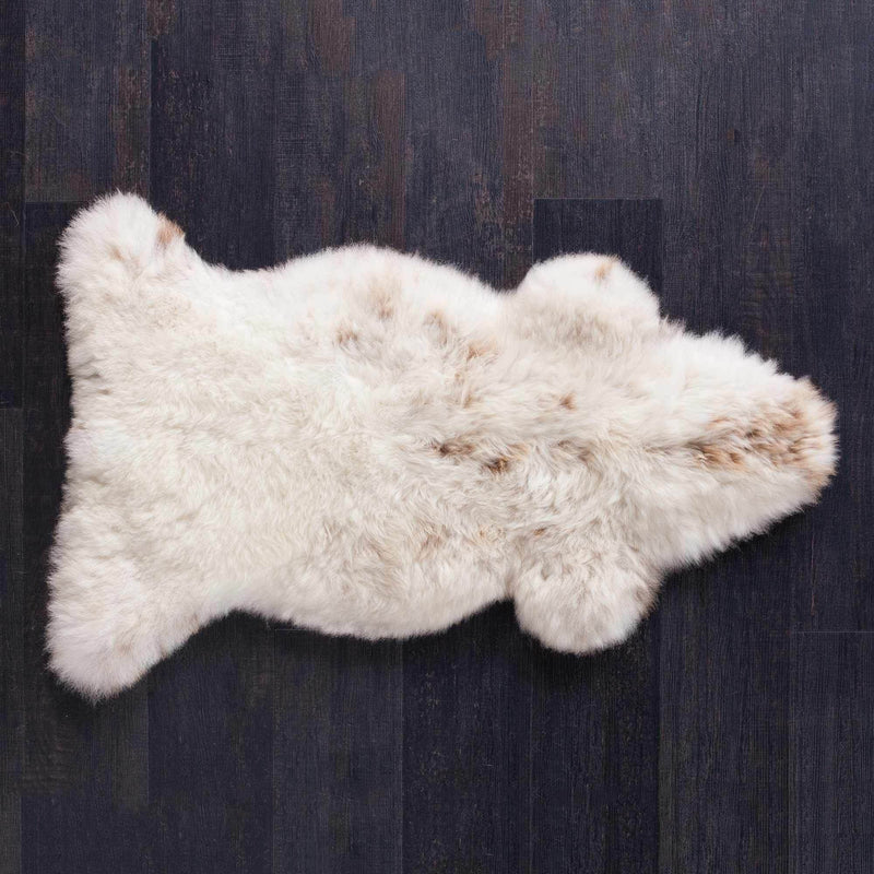 Frothy Coffee Sheepskin -  - SHEEPSKIN  from The Wool Company