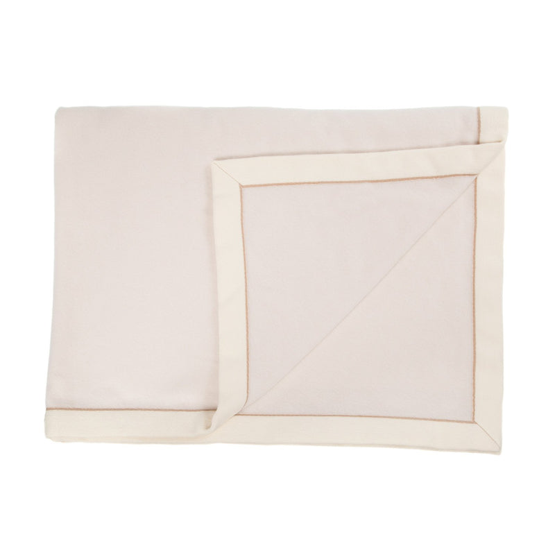 Geisha Cashmere Blanket -  - LUXURY BEDDING  from The Wool Company