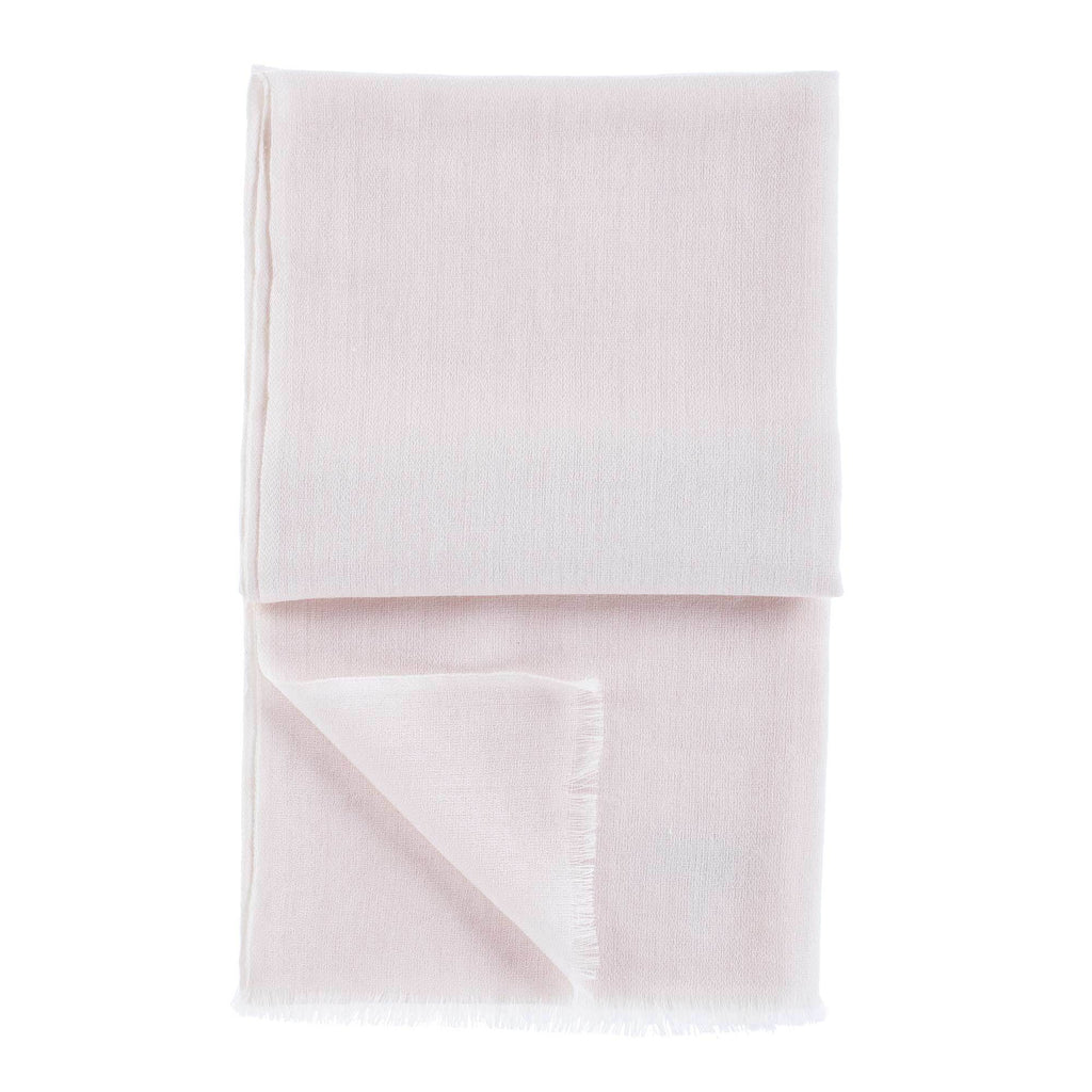 Gossamer Cashmere Stoles Oyster -  - CLOTHING  from The Wool Company