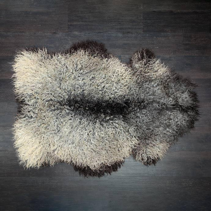 Buy Gotland Swedish Sheepskin Large From The Wool Company Online
