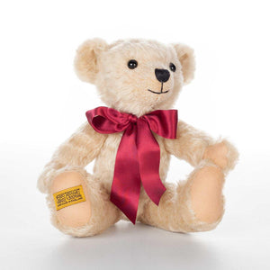 Henley Teddy Bear by Merrythought -  -   from The Wool Company