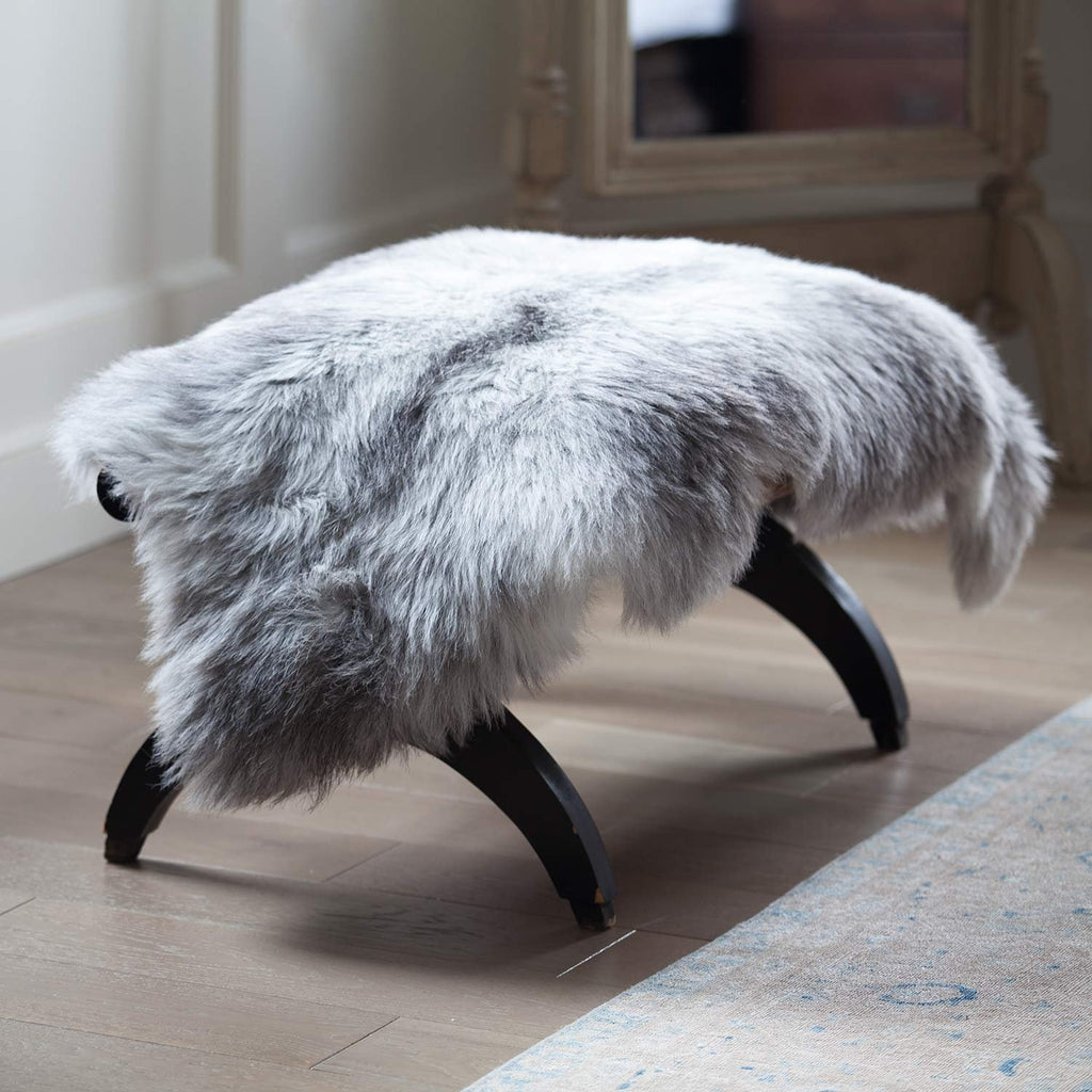 Buy Herdwick Sheepskin Rugs Light Grey From The Wool Company Online