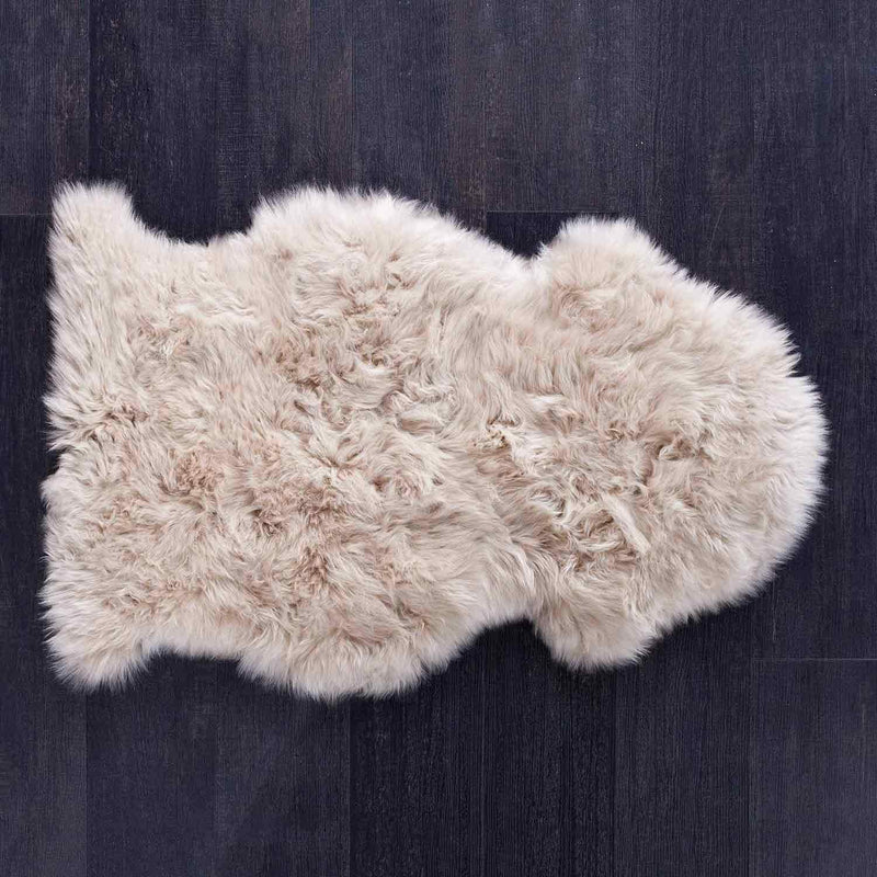 Honey Colour Sheepskin SHEEPSKIN The Wool Company