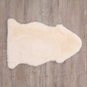 Ivory Baby Sheepskin SHEEPSKIN The Wool Company