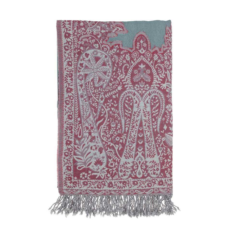 Jaipur Fine Wool Throw -  - LIVING  from The Wool Company