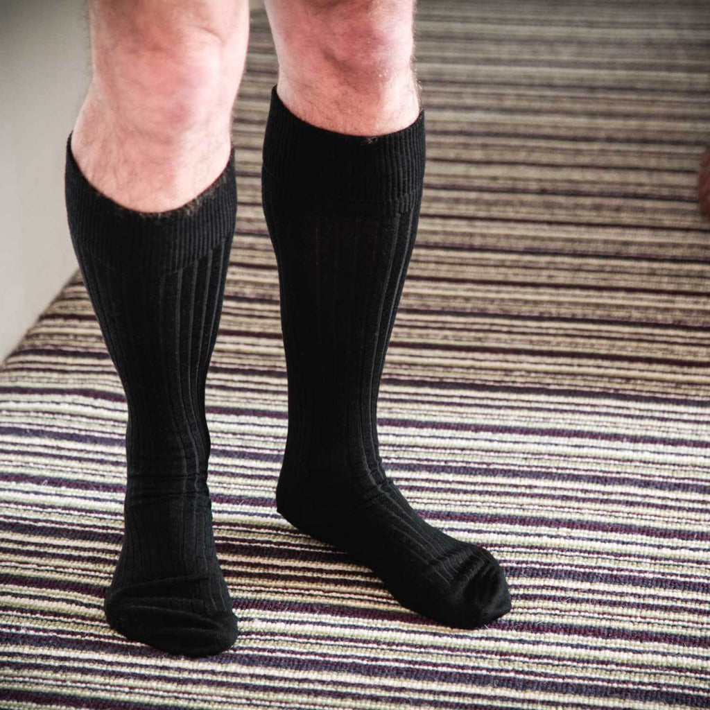 Knee High Finest Merino Wool Sock -  - OFFERS and SALE  from The Wool Company