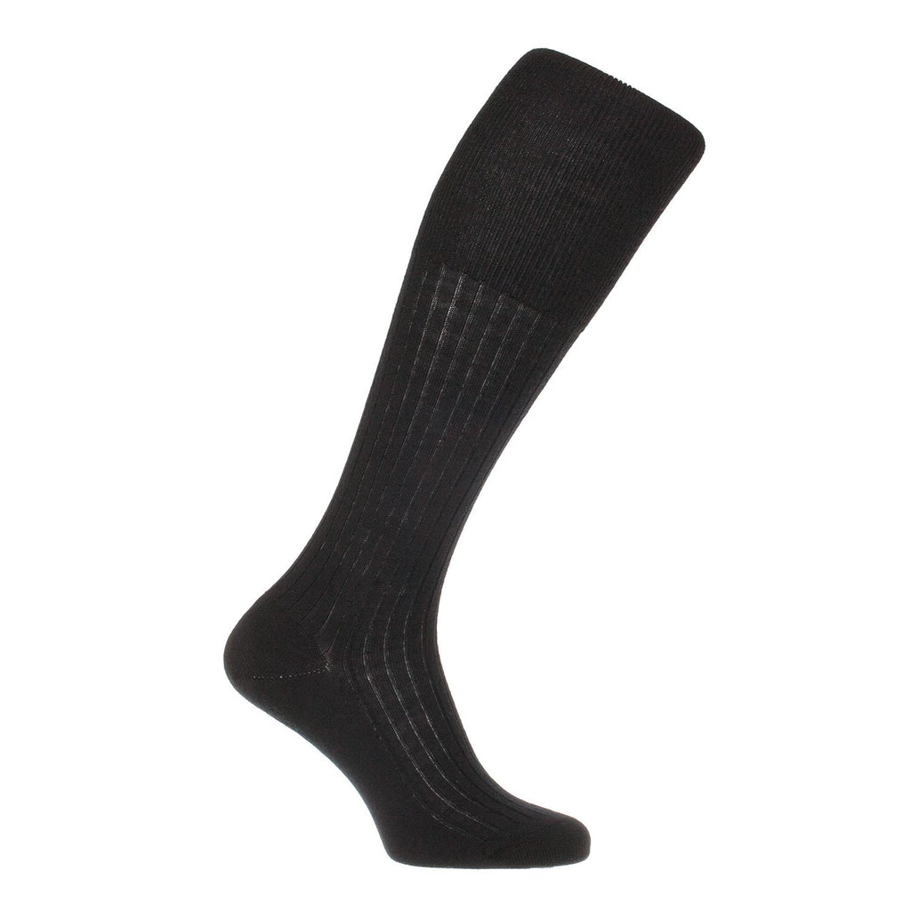 Knee High Finest Merino Wool Sock - UK 5.5 - 6.5 Shoe - OFFERS and SALE  from The Wool Company