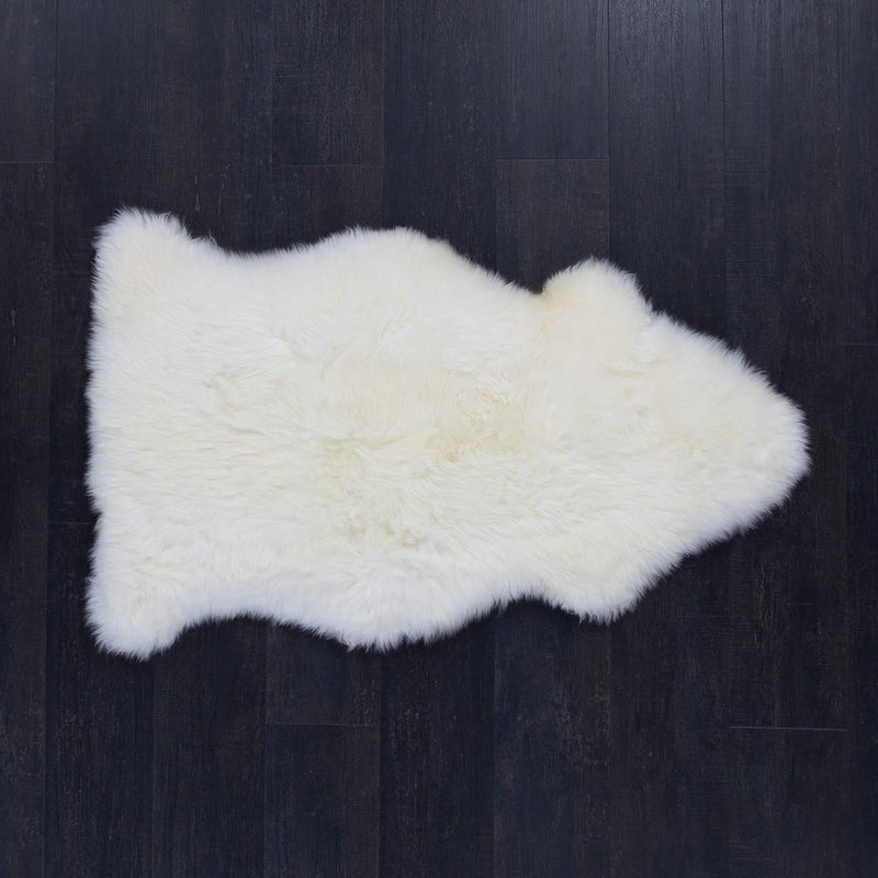 Large White Merino Sheepskin -  - SHEEPSKIN  from The Wool Company
