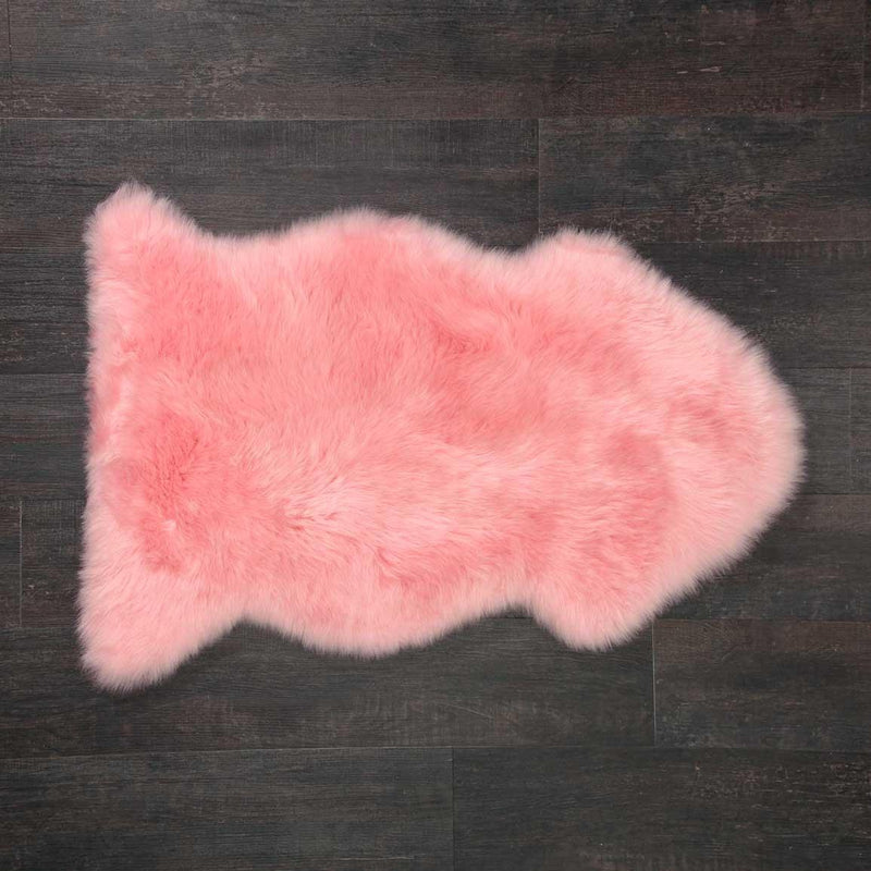 Light Pink Sheepskin -  - SHEEPSKIN  from The Wool Company