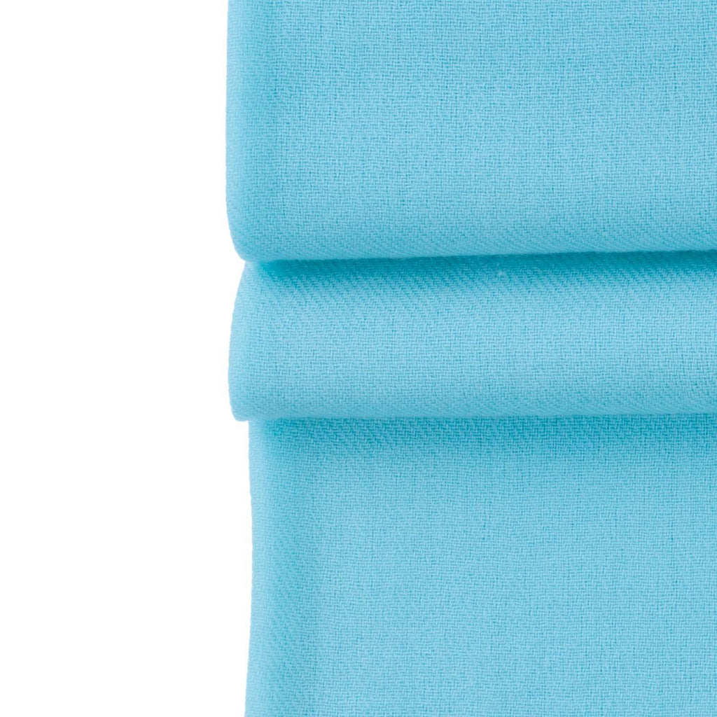 Luxury Pashmina Shawl Turquoise -  - CLOTHING  from The Wool Company