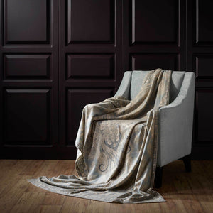 Mandala Cashmere Throw Aviemore GIFTS The Wool Company