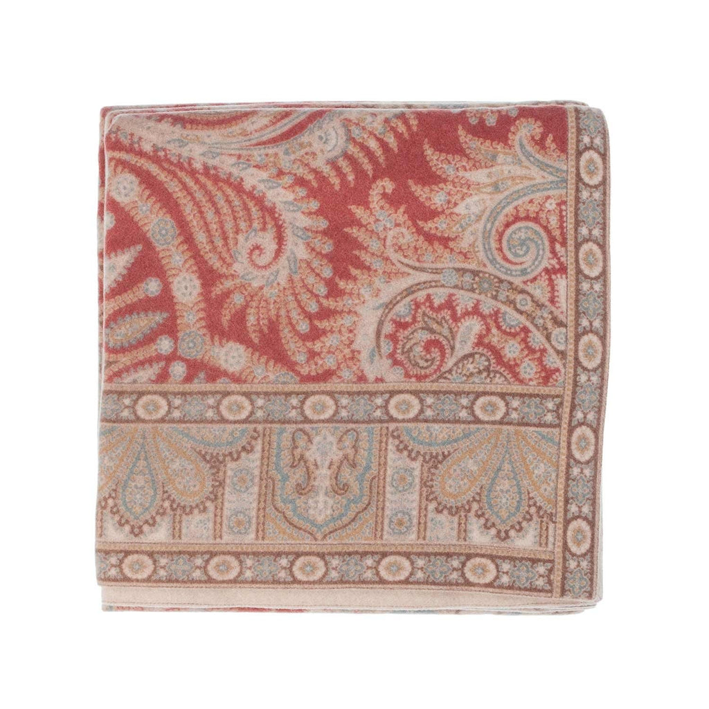 Buy Mandala Cashmere Throw Balmoral From The Wool Company Online