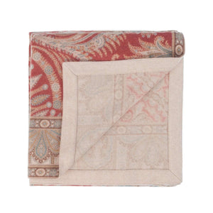 Mandala Cashmere Throw Balmoral -  - GIFTS  from The Wool Company