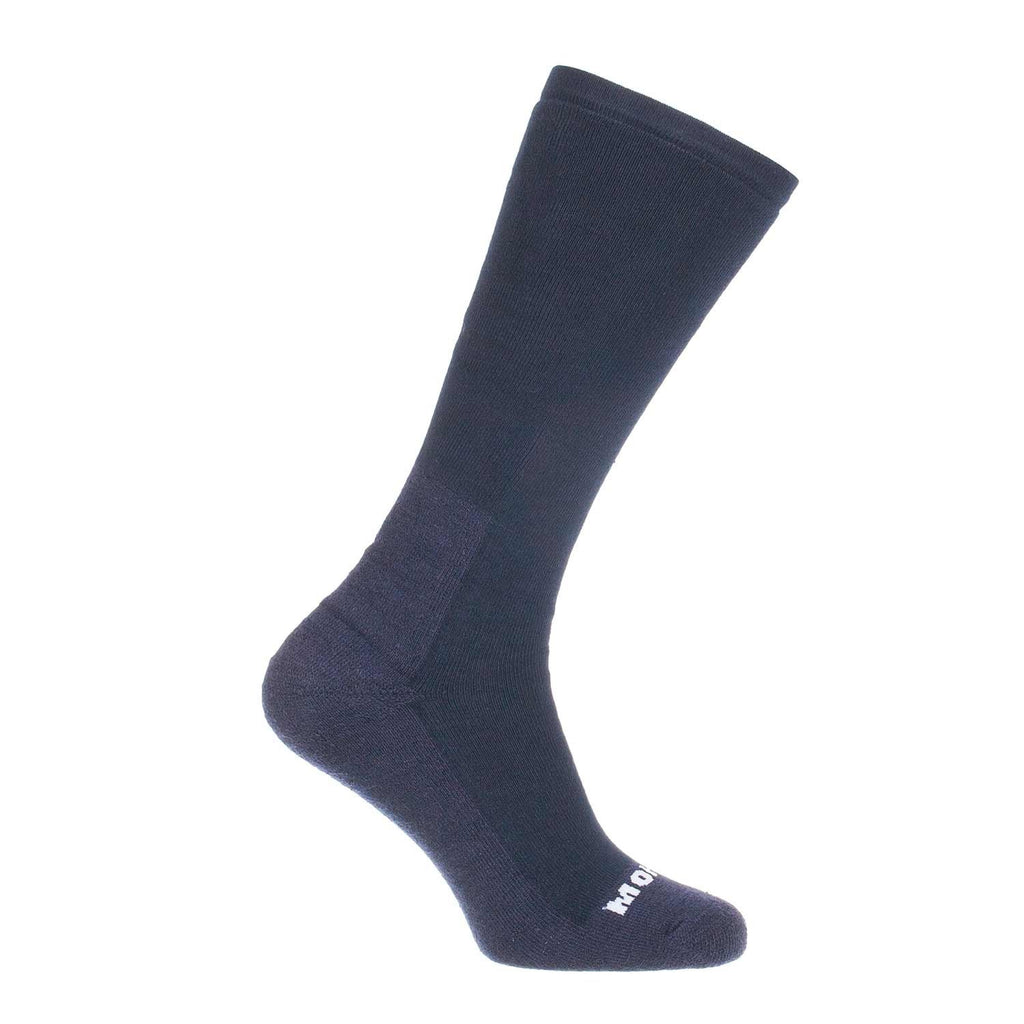 Medical Socks Navy CLOTHING The Wool Company