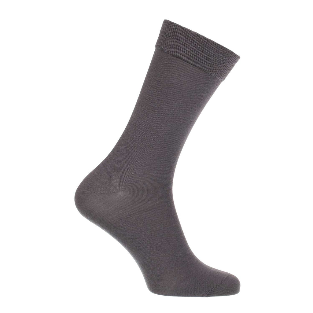 Buy Mens 100% Silk Socks From The Wool Company Online