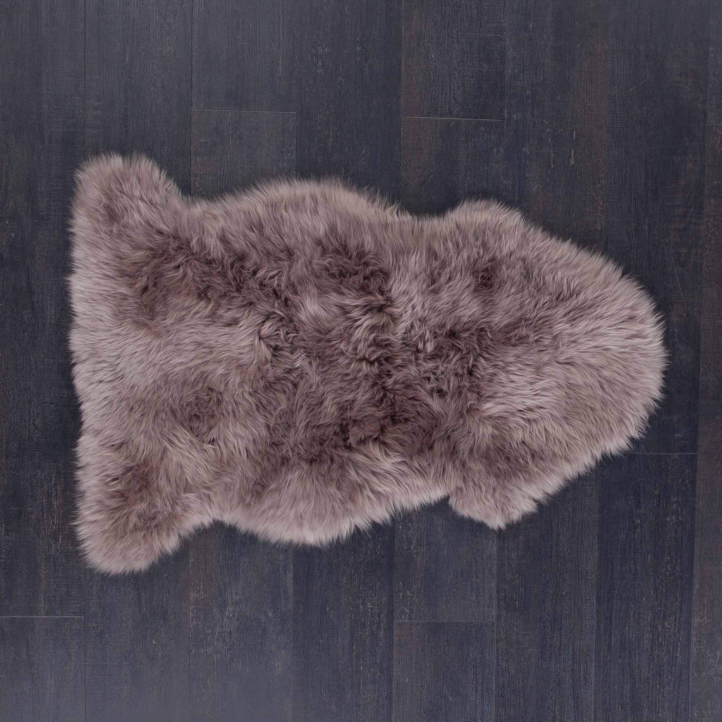 Mushroom Sheepskin -  - SHEEPSKIN  from The Wool Company