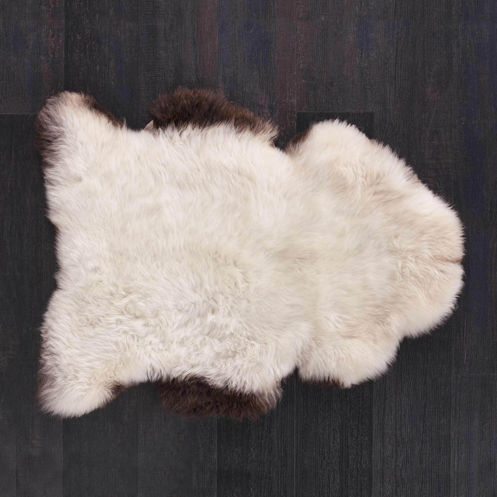 Buy Natural Torddu Sheepskin From The Wool Company Online