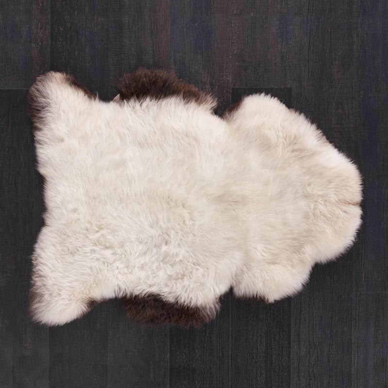 Natural Torddu Sheepskin -  - SHEEPSKIN  from The Wool Company