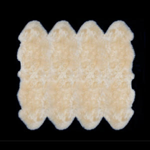 Octo Sheepskin - Champagne - SHEEPSKIN  from The Wool Company