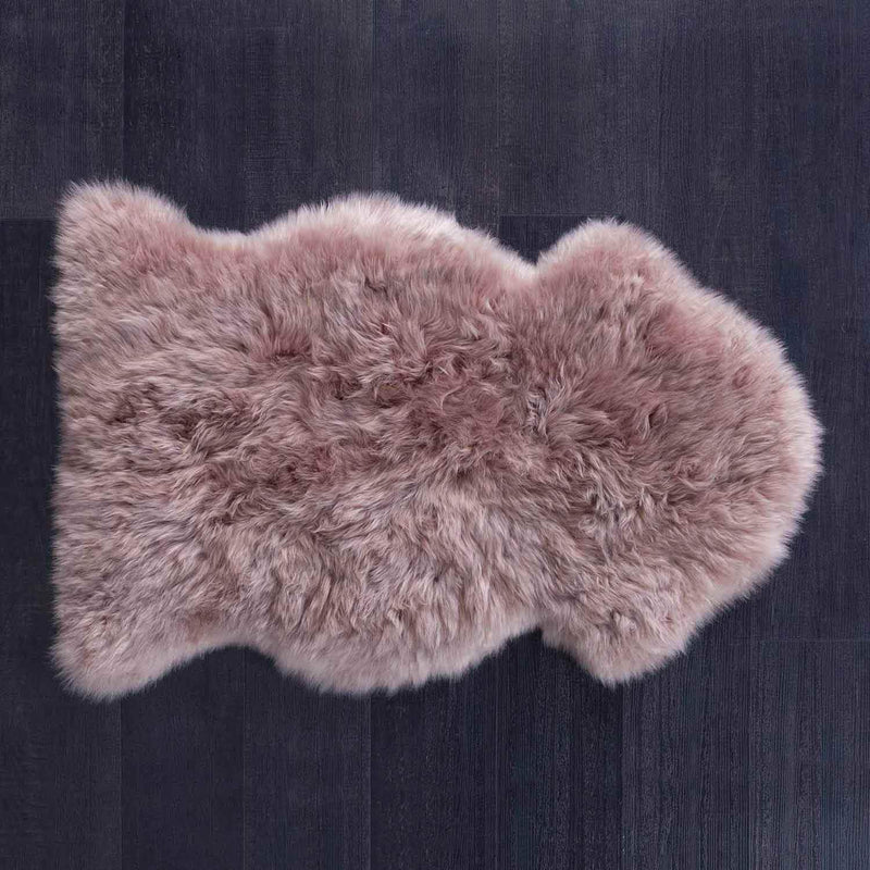 Otter Light Brown Sheepskin Rug -  - SHEEPSKIN  from The Wool Company