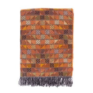 Buy Scilly Isles Merino Throw Bryher From The Wool Company Online