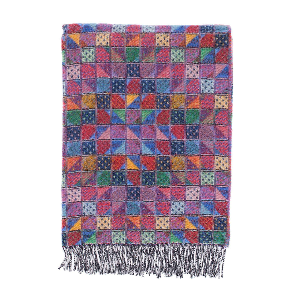 Buy Scilly Isles Merino Throw St Agnes From The Wool Company Online