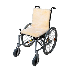 Sheepskin Cover For Wheelchair -  - SHEEPSKIN  from The Wool Company