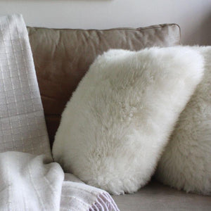 Buy Sheepskin Cushions Double Faced From The Wool Company Online