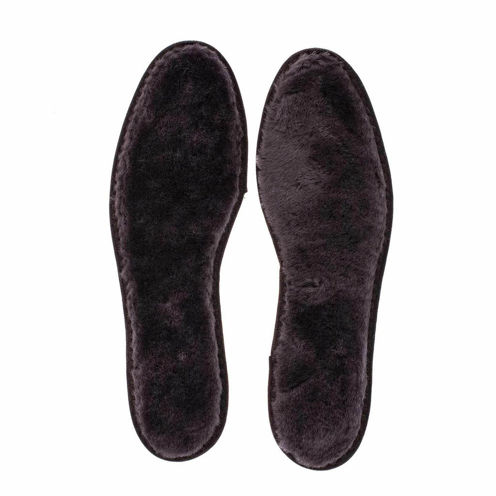 Sheepskin Insoles - 3 - 3.5 UK, EURO 36 - CLOTHING  from The Wool Company