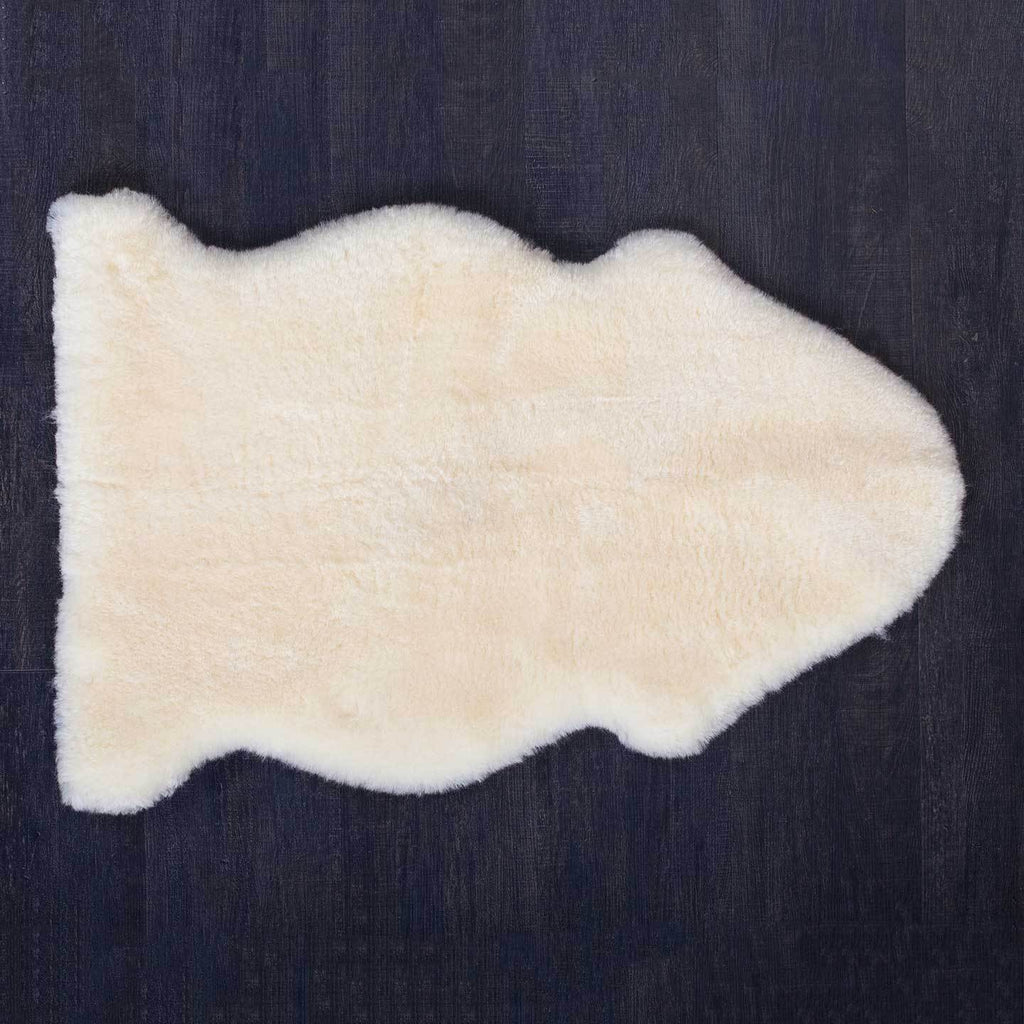 Buy Shorn Baby Lambskin Rug From The Wool Company Online