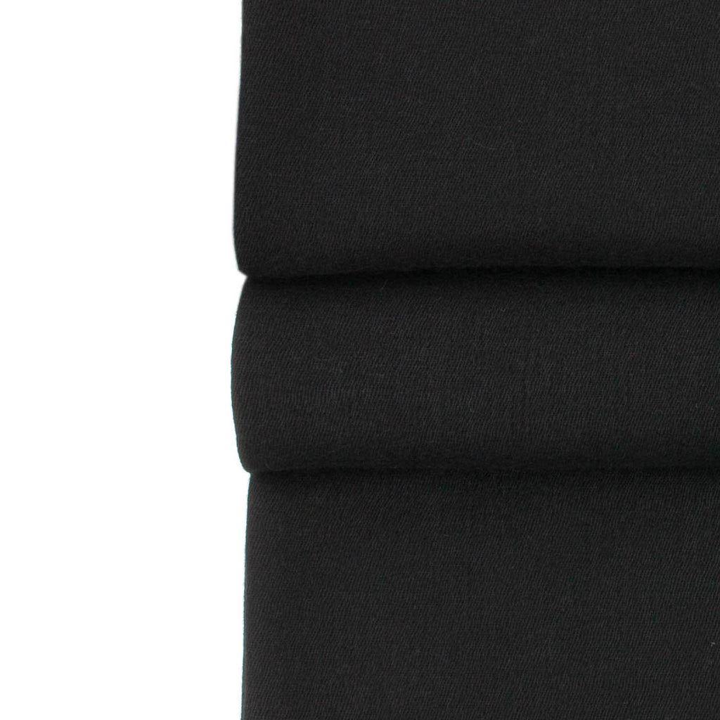 Silk Cashmere Pashmina Black -  - CLOTHING  from The Wool Company