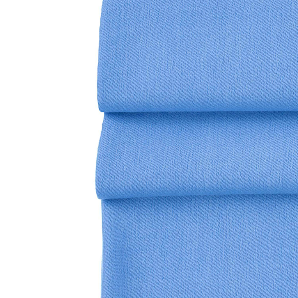 Silk Cashmere Pashmina Bluebird -  - CLOTHING  from The Wool Company
