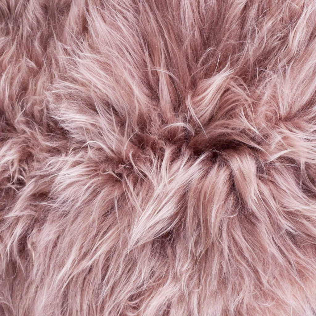 Silver Rose Icelandic Sheepskin -  - SHEEPSKIN  from The Wool Company