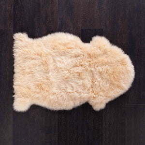 Buy Soft Natural Length Sheepskin From The Wool Company Online