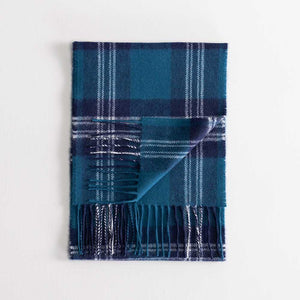 Tartan Lambswool Scarf Earl of St Andrews -  - CLOTHING  from The Wool Company